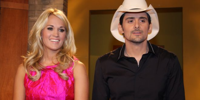 Carrie Underwood Brad Paisley by Bev Moser (6)