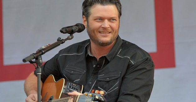 blake-shelton-kohls-christmas-album